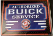 Assorted Buick Themed Banners