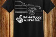 Buick Grand National Shirts in Black