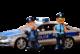 Police vs Buick Grand National! Wanna Race?