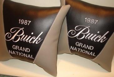 Buick Grand National Pillows