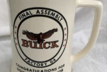 Misc Buick Drinkware Items