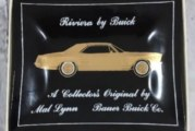 Bauer Buick Dealership Custom Old Buick Cars Ash Trays