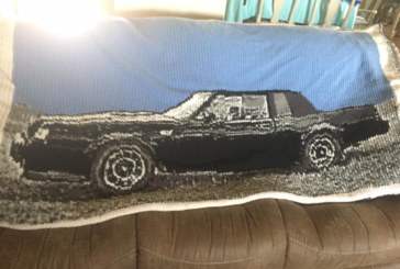 Buick Grand National Blankets & Throws