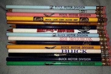 Buick Themed Pens & Pencils