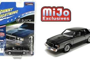 Johnny Lightning Mijo 1987 Buick Regal T Type (WH1)
