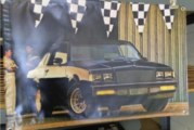 Various Buick Turbo Regal Banners