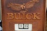 It's Time to See Assorted Buick Wall Clocks!