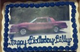 Sweet Buick Birthday Cakes!
