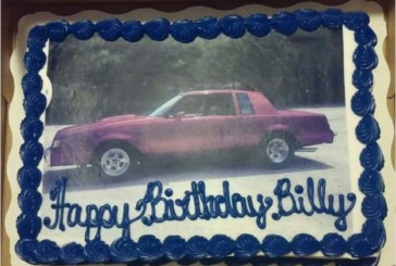 Sweet Buick Birthday Cakes!