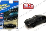 Johnny Lightning MiJo Exclusives 1987 Buick Grand National GNX