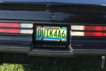 All Kinds of Quick 6 Personal Buick License Plates!
