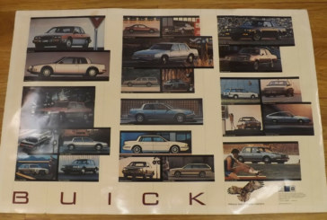 Buick Factory & Dealership Posters