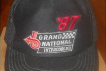 Headwear: Buick Grand National Hats