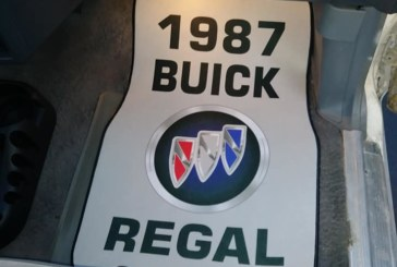 Custom Buick Regal Floor Mats