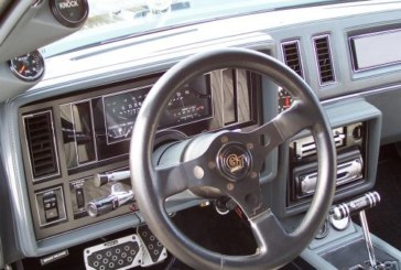 Buick TR Steering Wheel