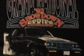 Vintage Showdown Series Type Buick Racing Shirts