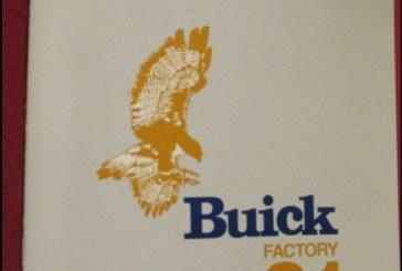 Buick Flint Factory 81 Torque Converter Plant Employee Handbook