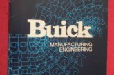 1980s Buick Manufacturing Engineering Recruiter Booklet