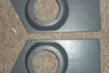 Custom Interior Pieces for Turbo Regals