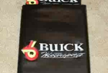 Buick TR T-Top Bags