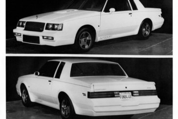 Autocraft Body Kit Styling Package for Buick Regal GN & T