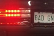 1987 Buick GNX Custom Vanity License Plates