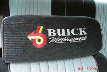 Buick TR Headrest Covers