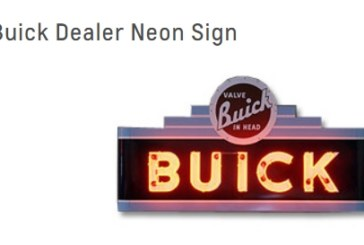 Buick Dealership Signs