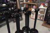 Buick Grand National Car Show Stanchions