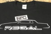 Misc Buick Regal Graphic Shirts