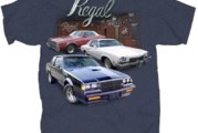 Buick Regal Design Shirts