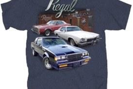 Buick Regal Design Shirts