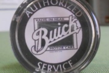 Custom Buick Regal Suicide Knobs