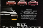 Advertisements Featuring Turbo Regals
