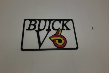 Assorted Buick GN Themed Wall Signs
