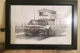 Custom Drawn Buick GNX Prints
