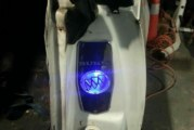 Custom Lighted Pieces for Buick T Type