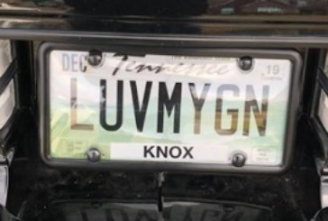 Bad Buick GN Personal Vanity Plates