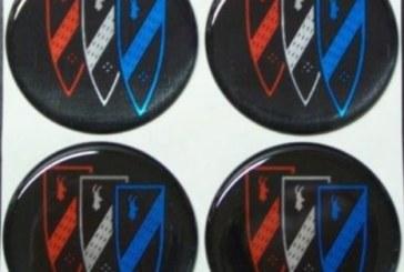 Custom Buick Regal Center Cap Emblems Medallions Inserts