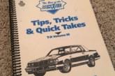 GSX-TRA Tips Tricks Best of Books