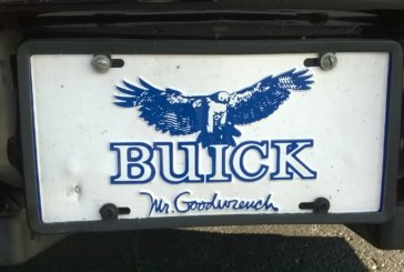 Custom Front License Plates For The Buick Turbo Regal