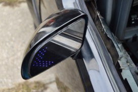 MCSS Side Mirrors and Hidden LED Turn Signals Install on Buick GN