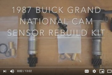 How to Rebuild Cam Sensor on a Buick Grand National (etc)