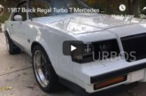 Buick Regal Turbo T V12 Engine Swap! (video)