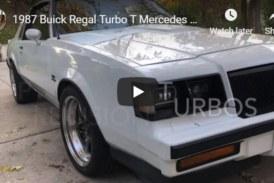 Buick Regal Turbo T V12 Engine Swap! (video)