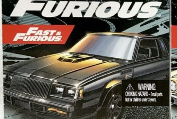 2019 Hot Wheels Fast & Furious Buick Grand National