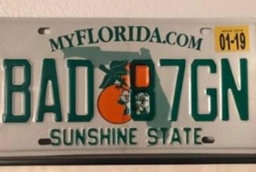 Bad is Good on Buick Vanity License Plates!