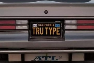 More Personal Buick License Plates