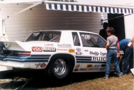 Vintage Pics Buddy Ingersoll Buick Regal Race Car