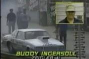 Buddy Ingersoll Buick Regal Pro Stock Car (video)